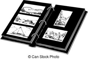 Photo albums clipart 2 » Clipart Station.