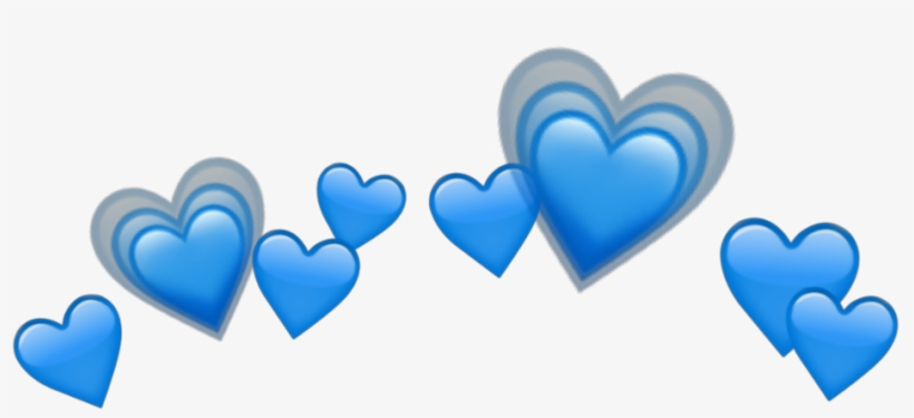 Blue Heart Tumblr Png Clipart Png Heart Tumblr Blue.