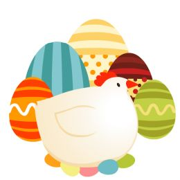 Free Easter Clip Art.