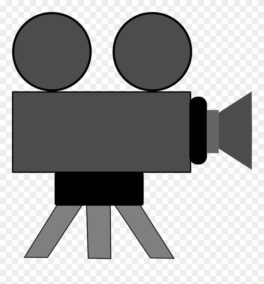Movie Camera Clip Art Download.