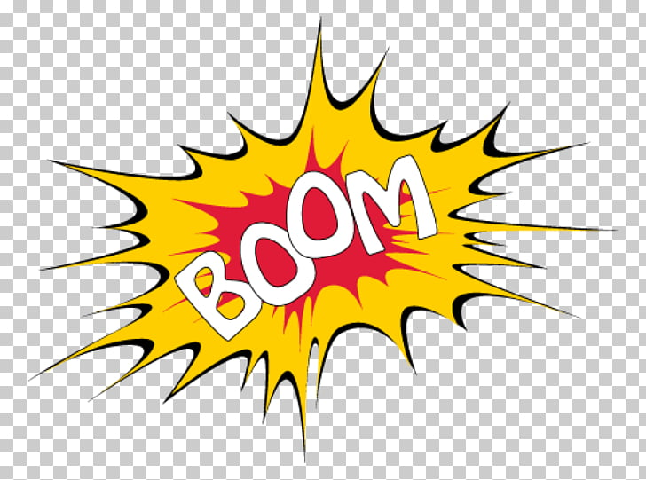 A Animated film , Boom Effect PNG clipart.