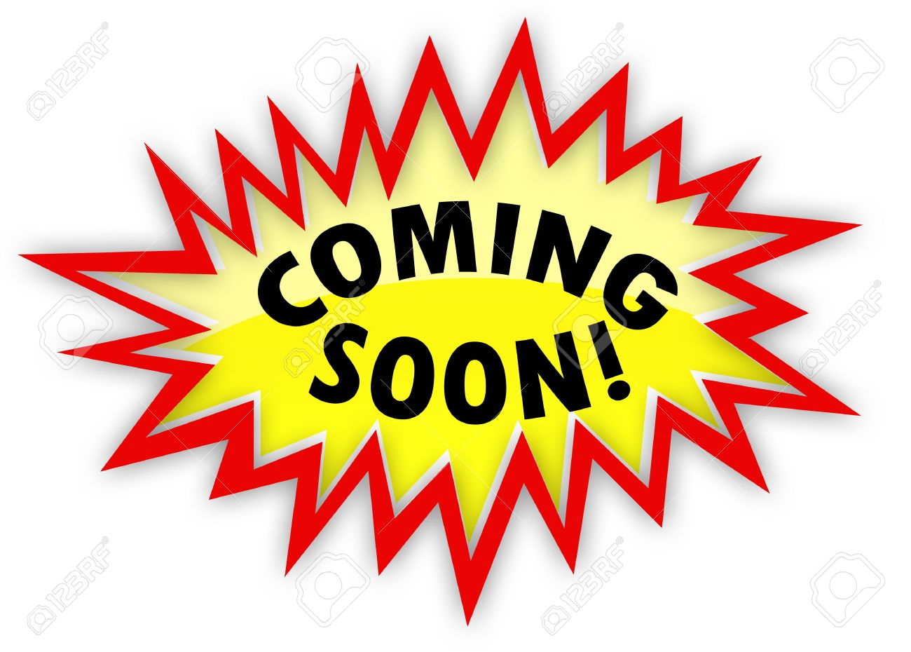 Coming Soon Clipart 9.