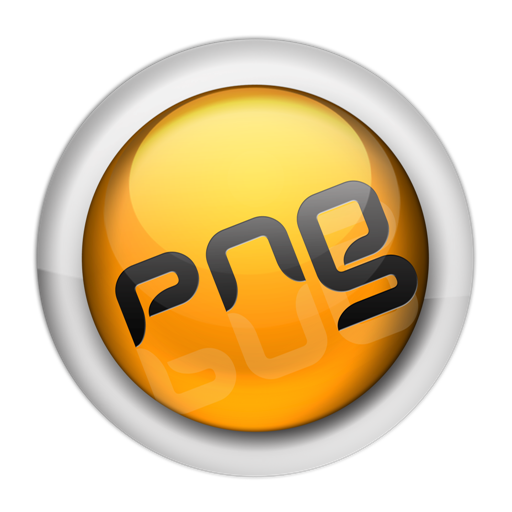 Format PNG Icon.