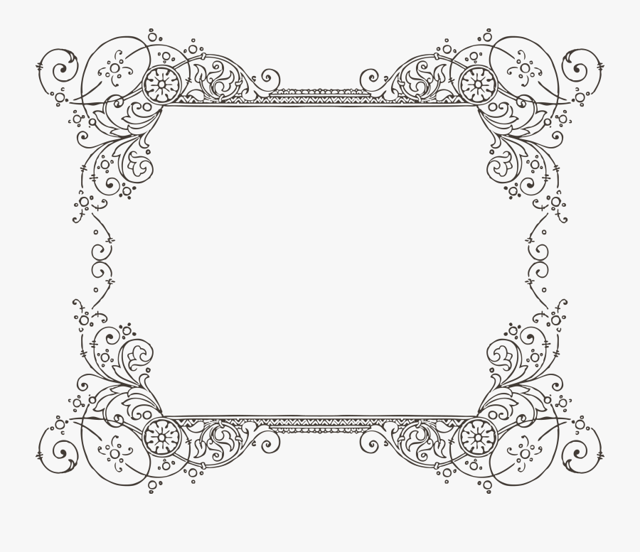 Clipart Free Download And Frames Picture Calligraphic.