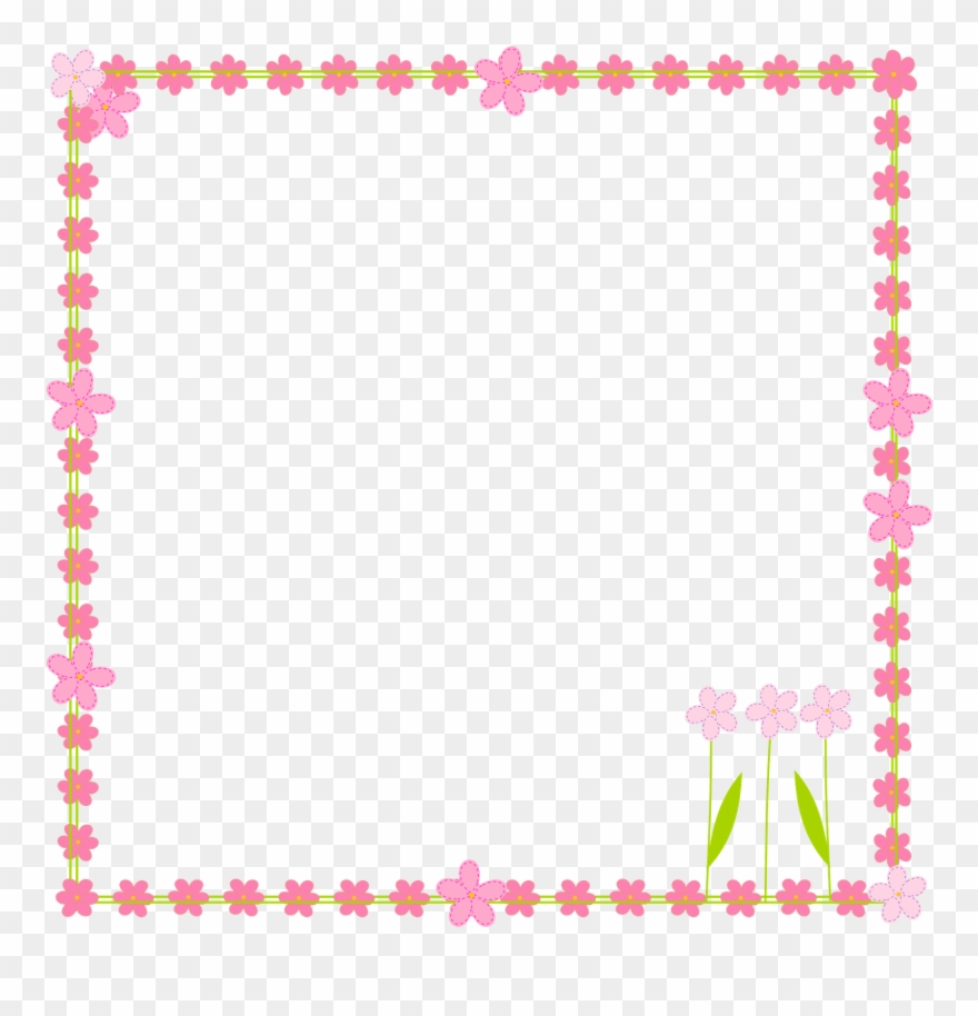 Birthday Clip Art Borders And Frames.