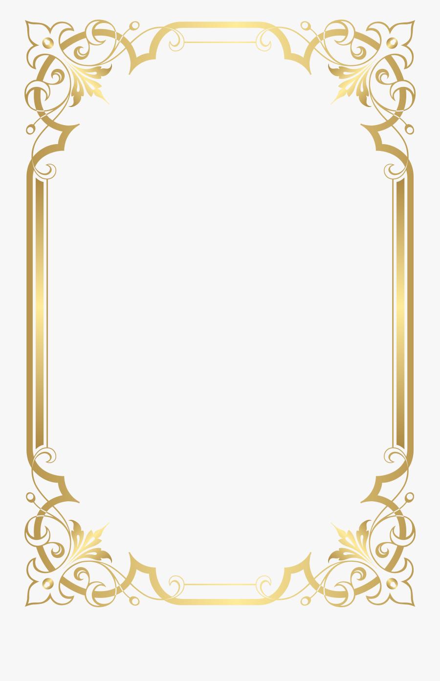 Border Frame Clip Art.