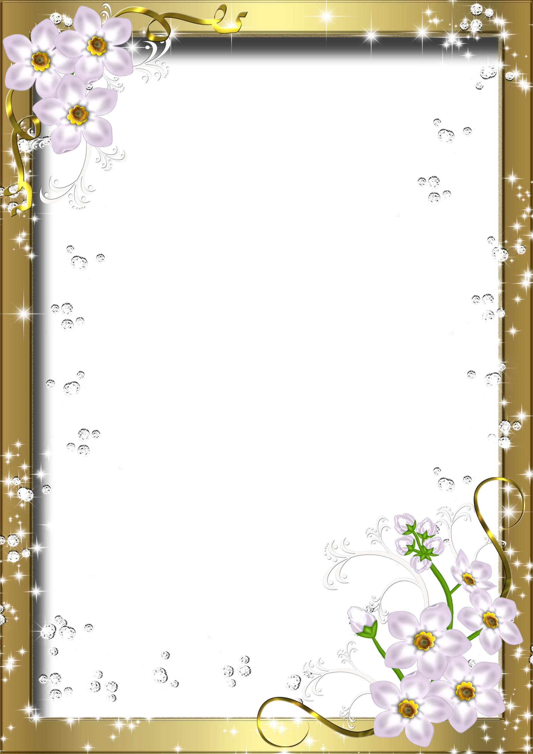 HD File Photo Frame Png.