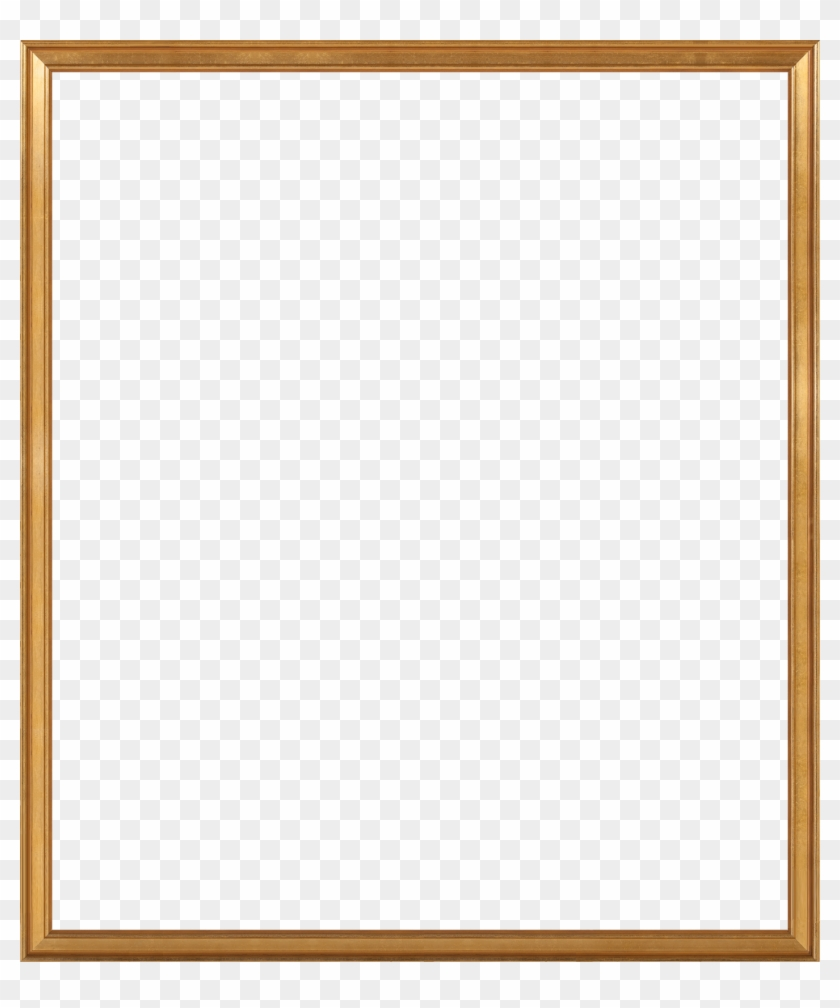 Gold Frame Png Hd.