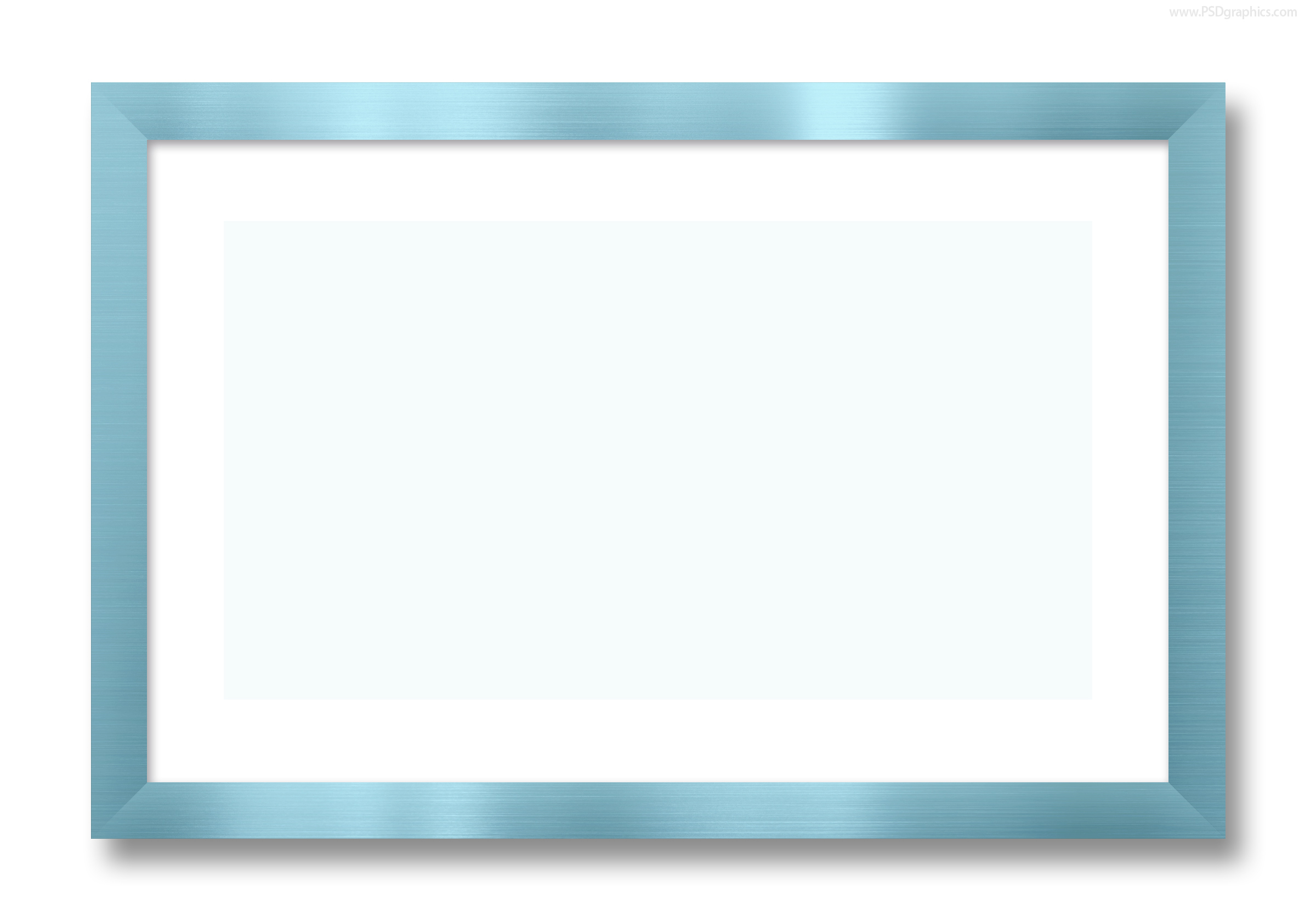 Photo frame PSD.