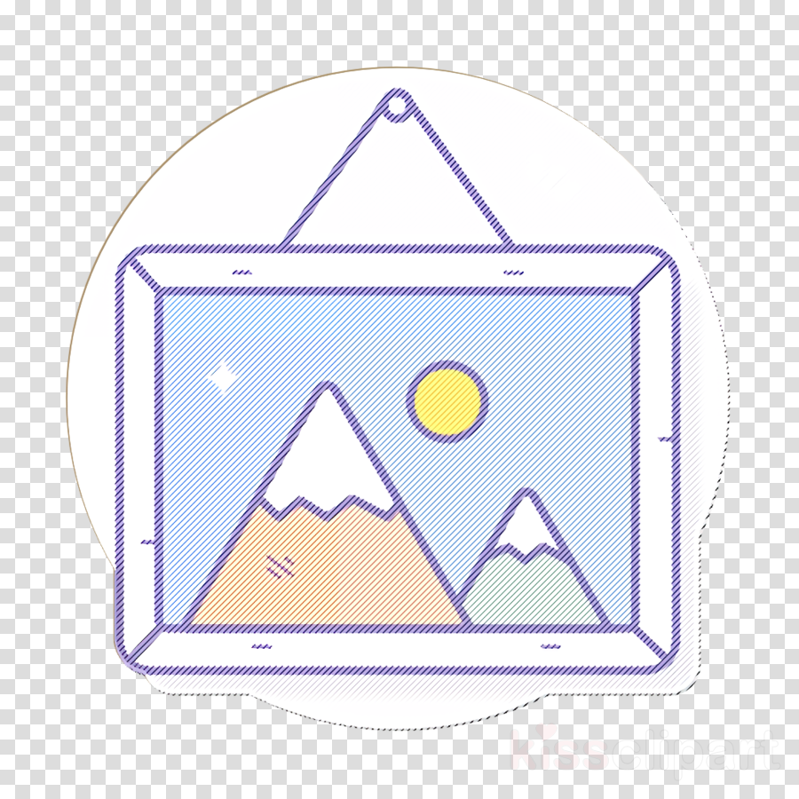 frame icon gallery icon image icon clipart.