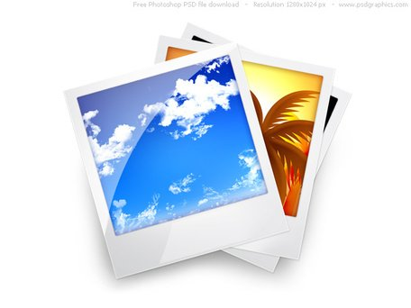 PSD photo gallery icon Clipart Picture Free Download.