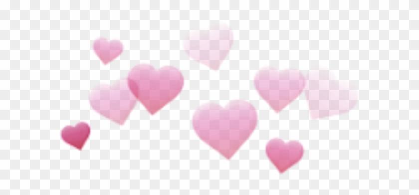 cgnyb #snapchat #filter #heart #kalp #pink #pembe.