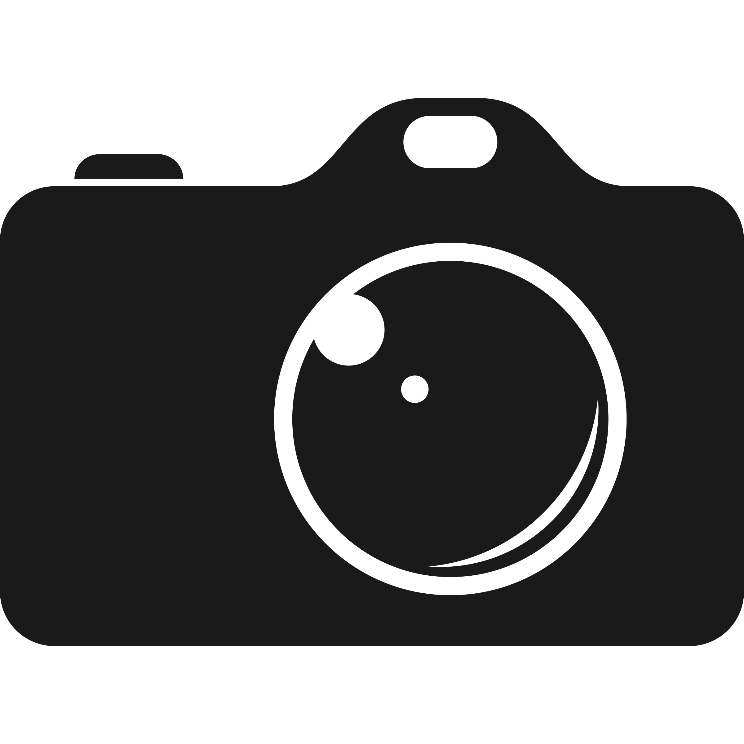 Camera Icon Clipart.