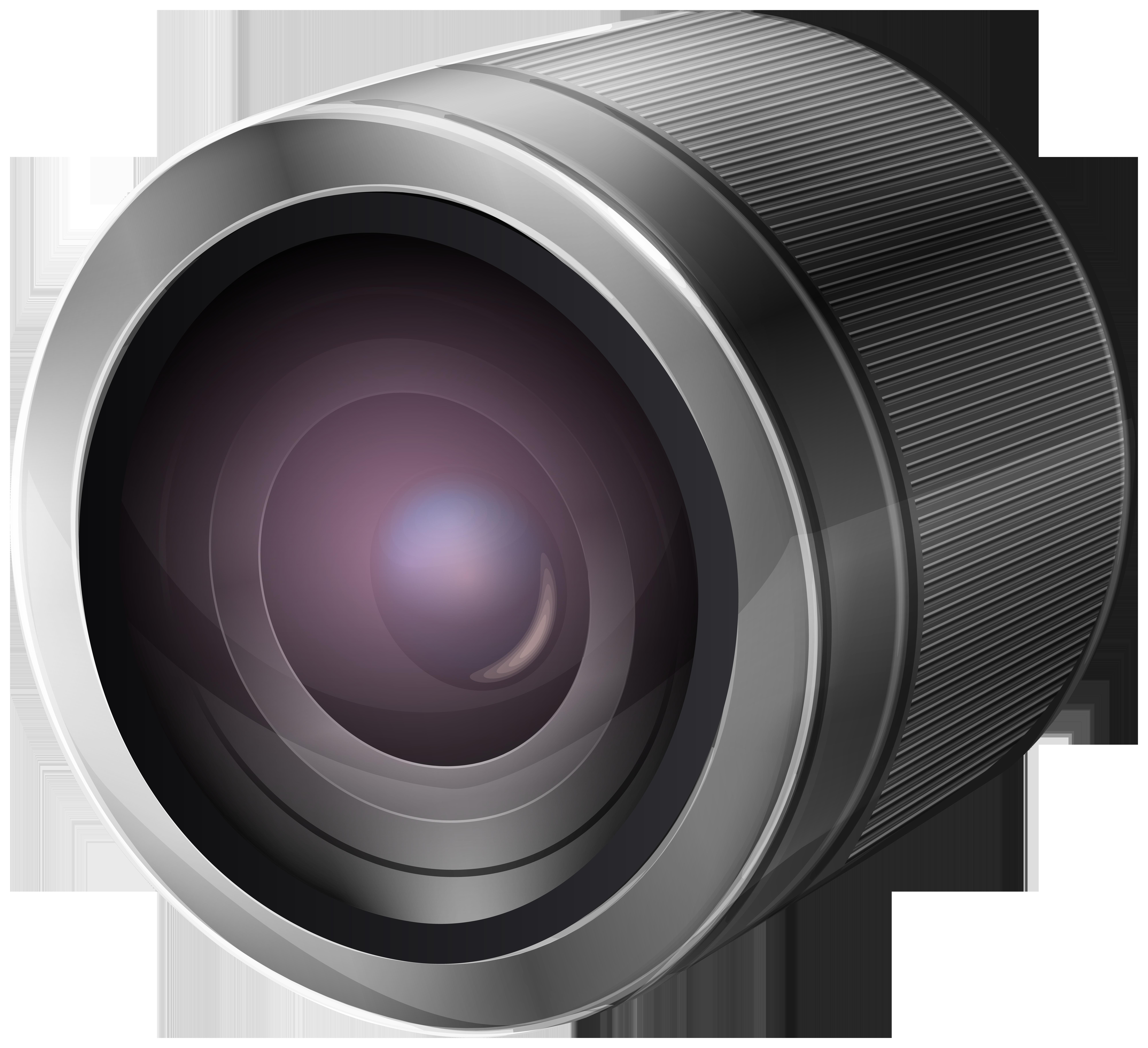 Lens PNG Clipart.
