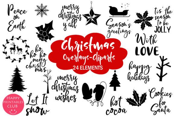 Christmas Clipart.