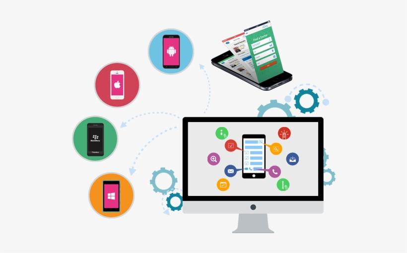 Mobile App Development Png PNG Image.