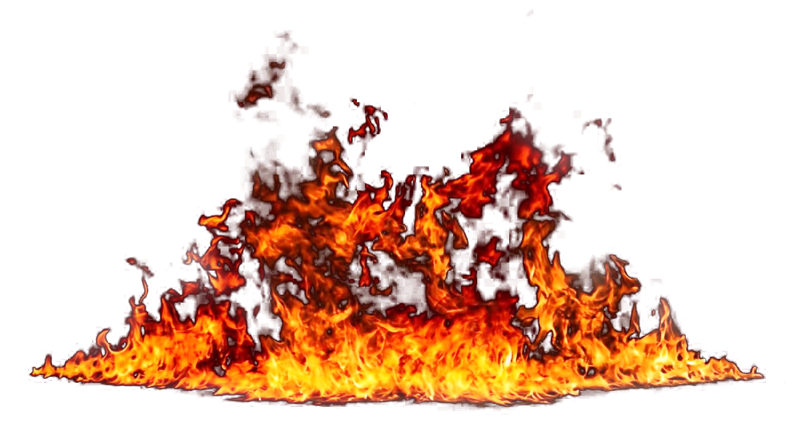 Big Fire Flame PNG Image #44303.