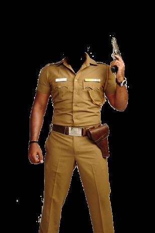 Men Police Suit Frame 1.0 Download APK for Android.