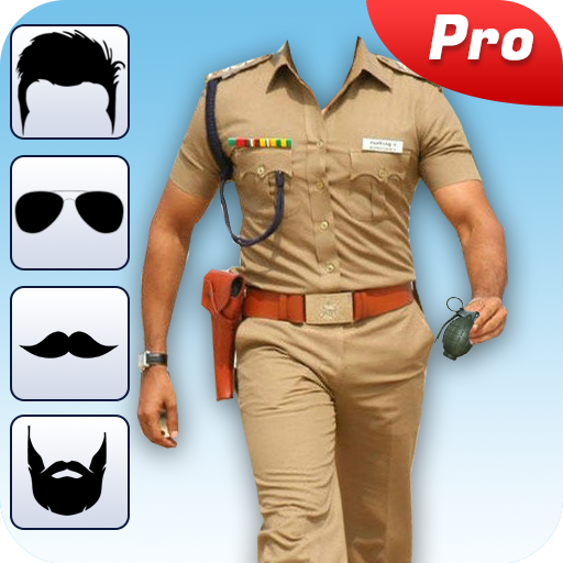 Man Police Suit Photo Editor:Police Uniform 2018: Amazon.co.