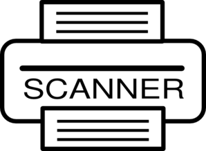 Scanner Clip Art at Clker.com.