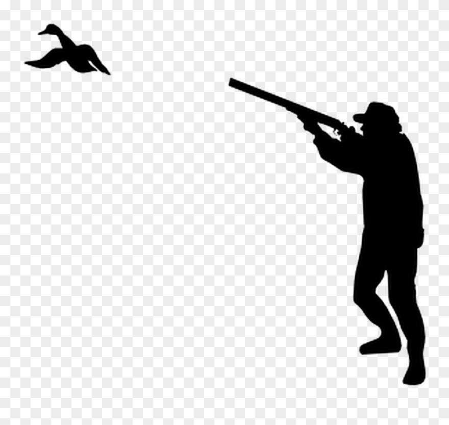 Skeet Shooting Clip Art.