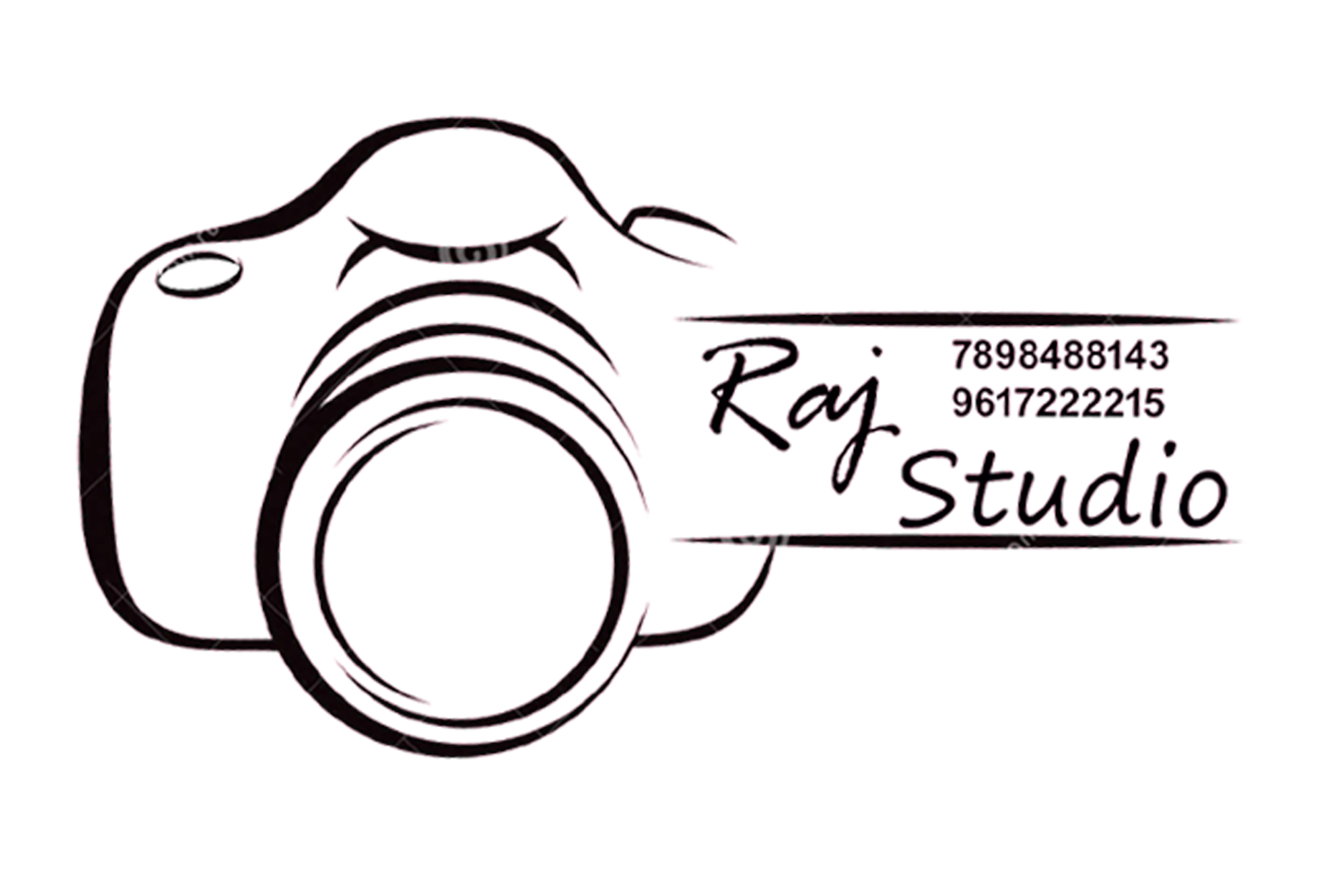 Download Logo Photography Studio Picsart Android PNG File HD.