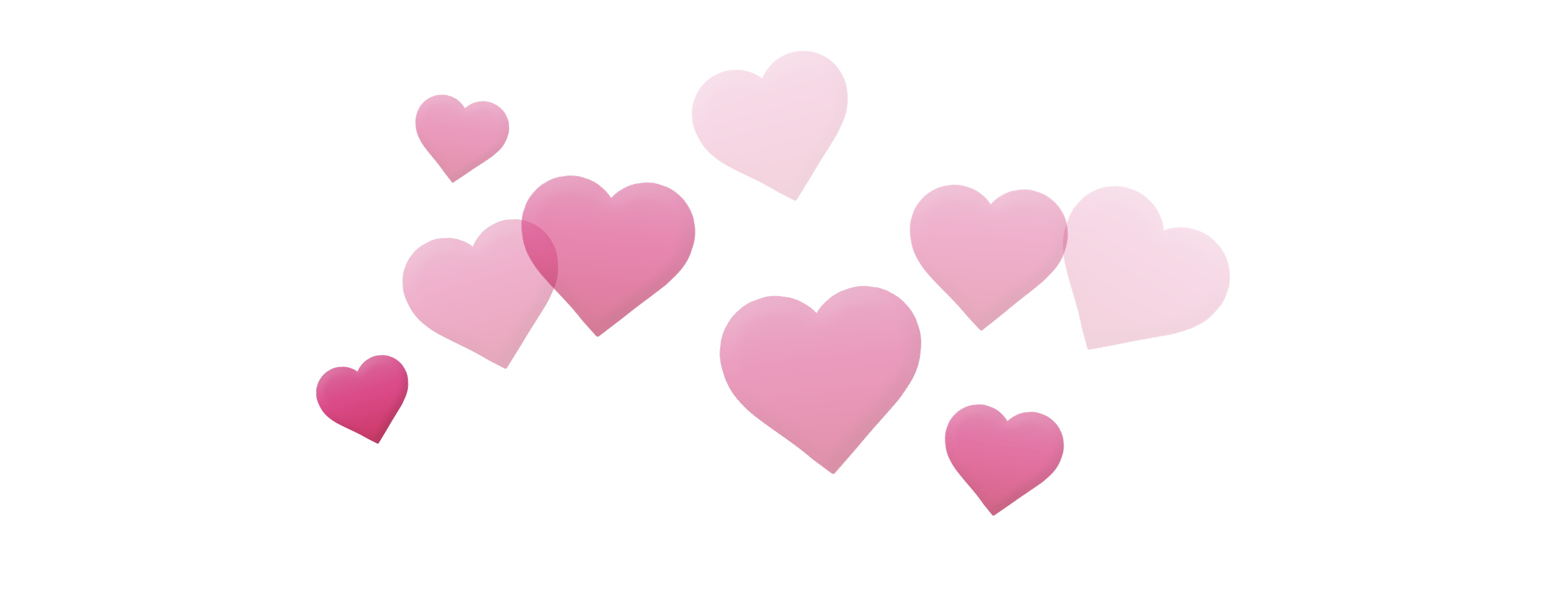 Photo booth hearts png, Photo booth hearts png Transparent.