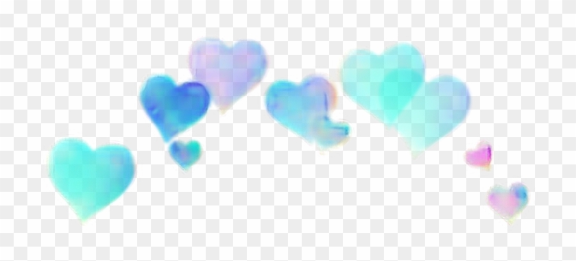 Photobooth Hearts Png.