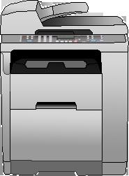 Free Photocopier Clip Art.