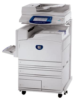 Color Xerox Machine.
