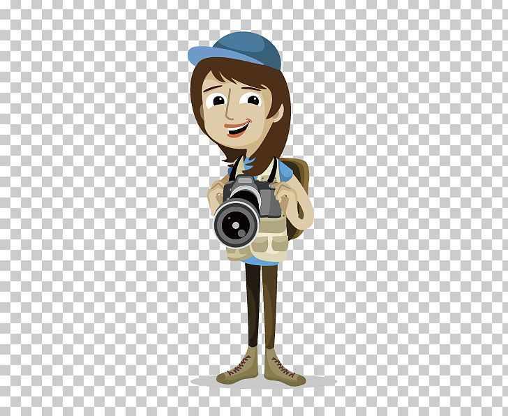 Photography Photographer Female PNG, Clipart, Art, Cartoon.