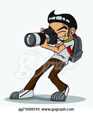 Photographer clipart images.