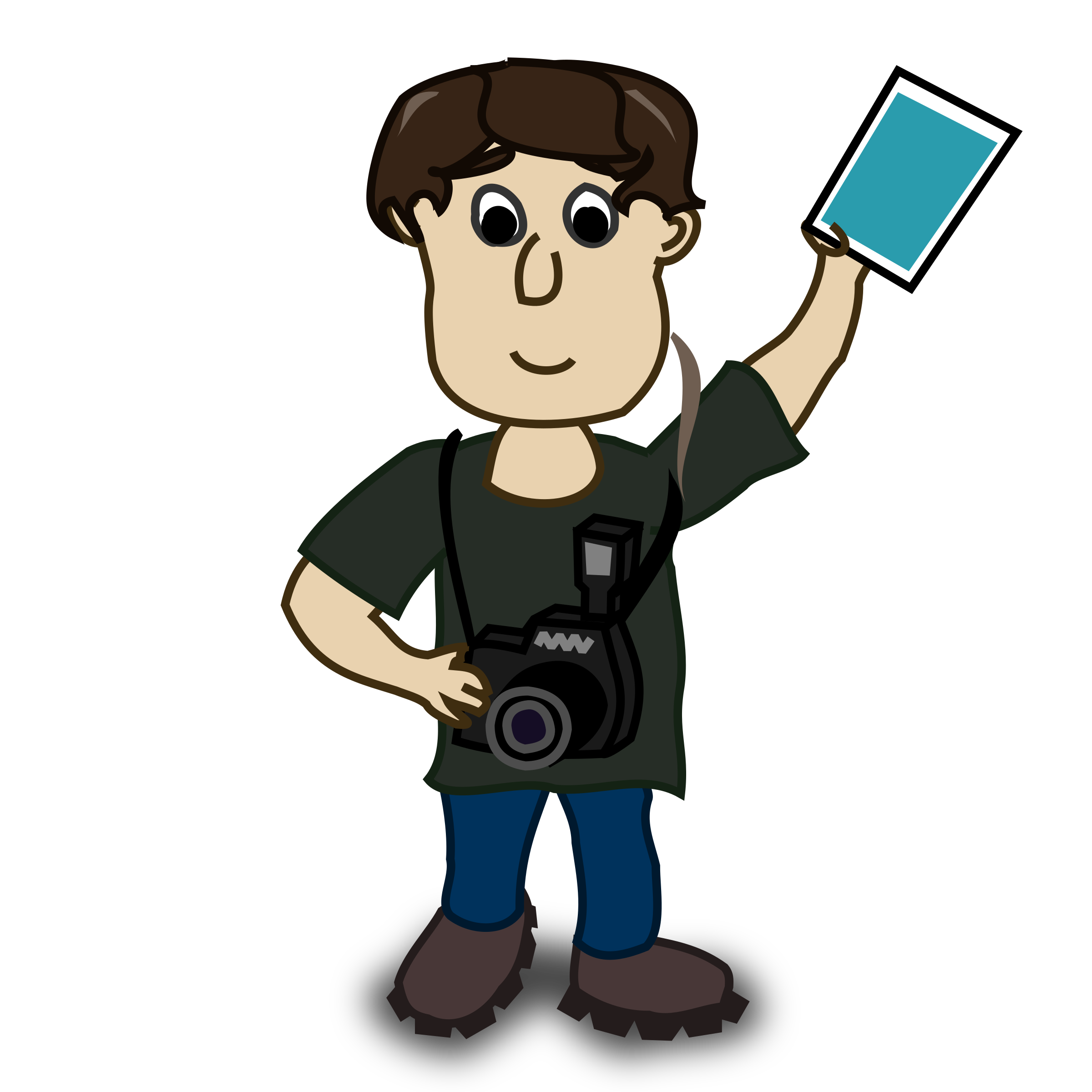 Free Photographer Cliparts Boy, Download Free Clip Art, Free.