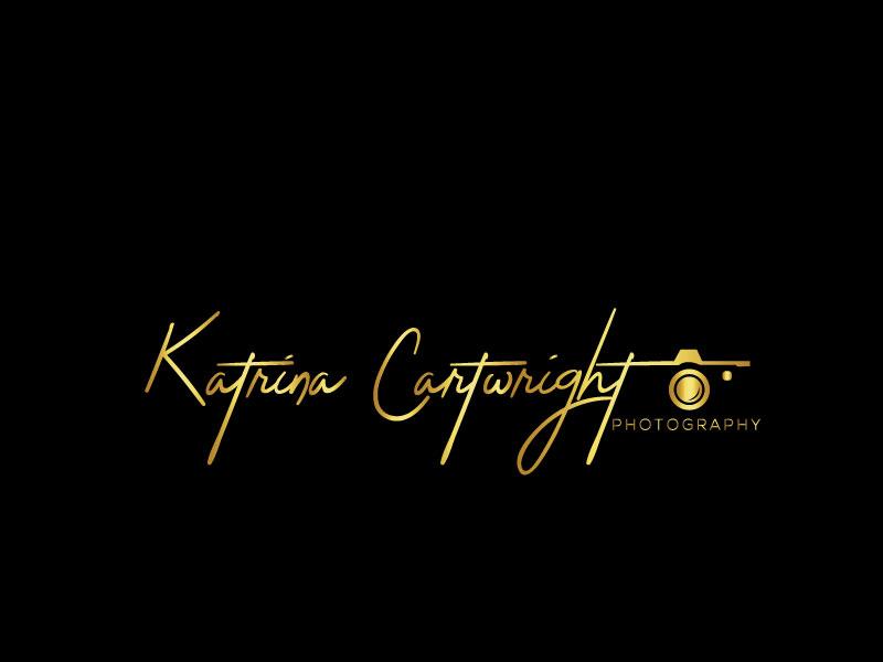 Elegant, Modern, Photographer Logo Design for Katrina.