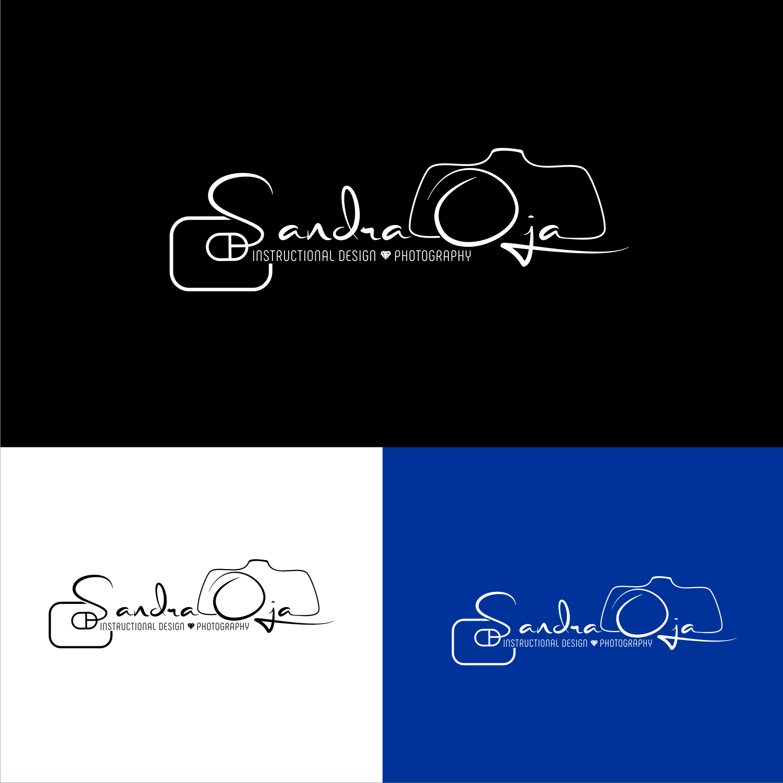 Modern, Upmarket, Photographer Logo Design for Sandra Oja.