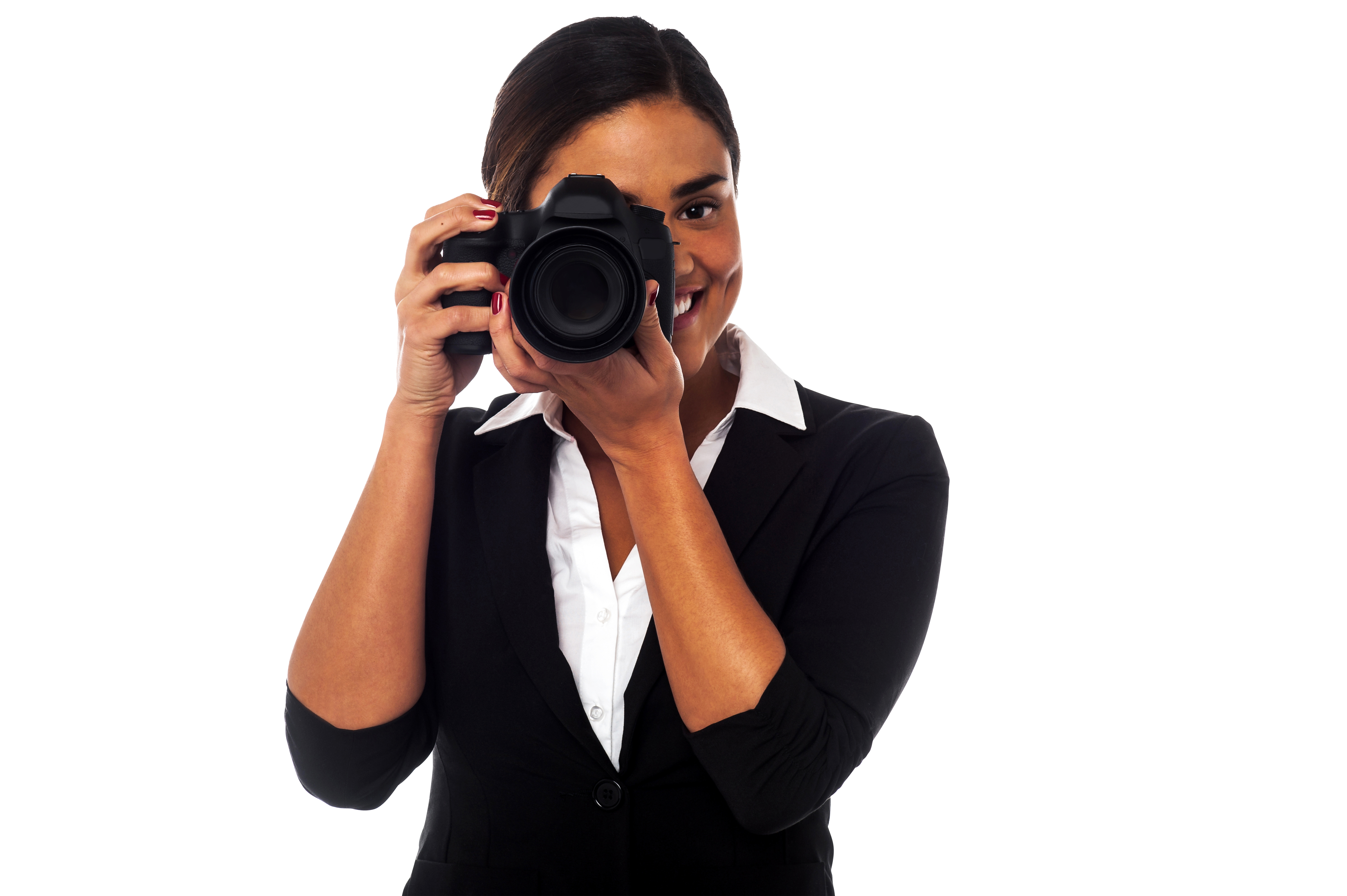 Photographer PNG Image.