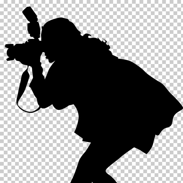 Photography Photographer Silhouette , photographer PNG.
