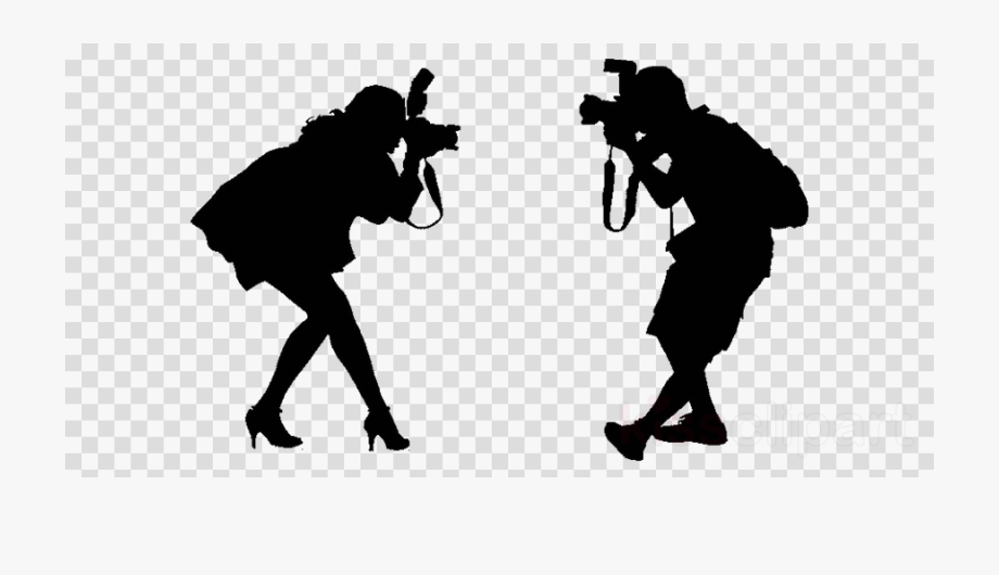 Photographer Silhouette Clipart Silhouette Photography.