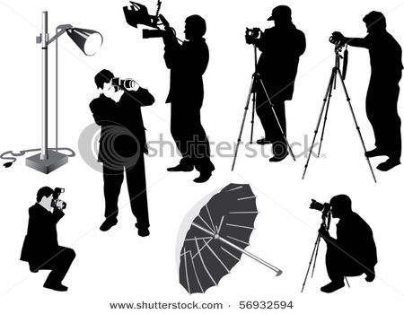 Photographic Clip Art.