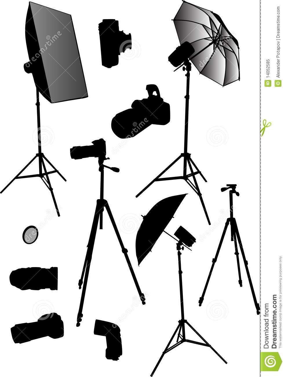 Studio Equipment.