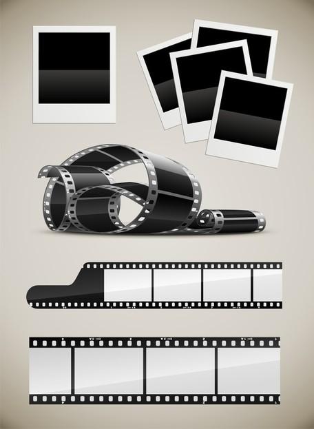 Photographic Equipment, Clip Arts.
