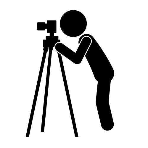 101+ Photographer Clipart.
