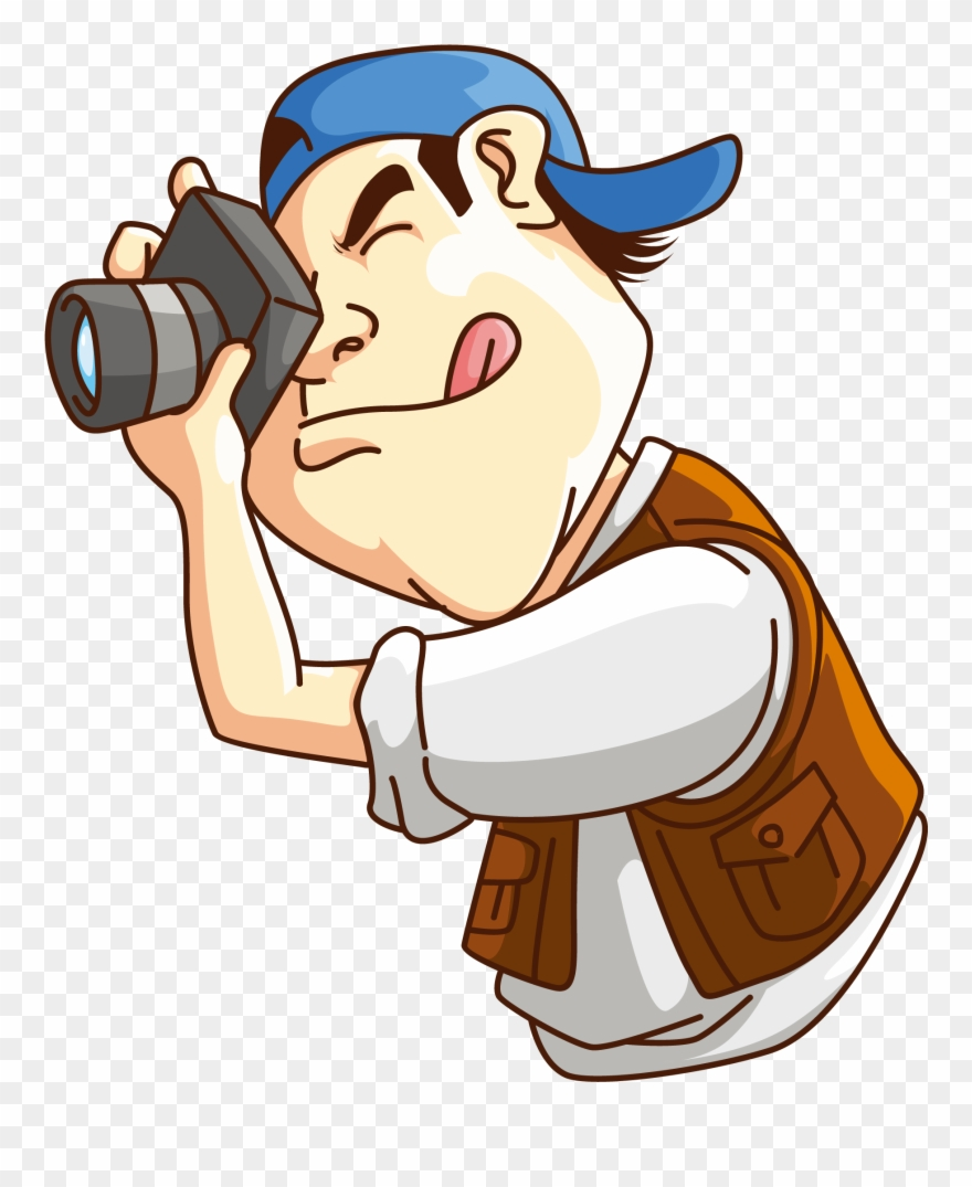 Photography Clipart Professional Photographer.