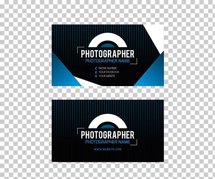 Business Card Design Photography Carte de visite, Geometry.