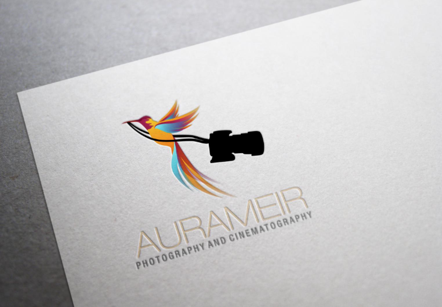 Photography Company Logo Design.