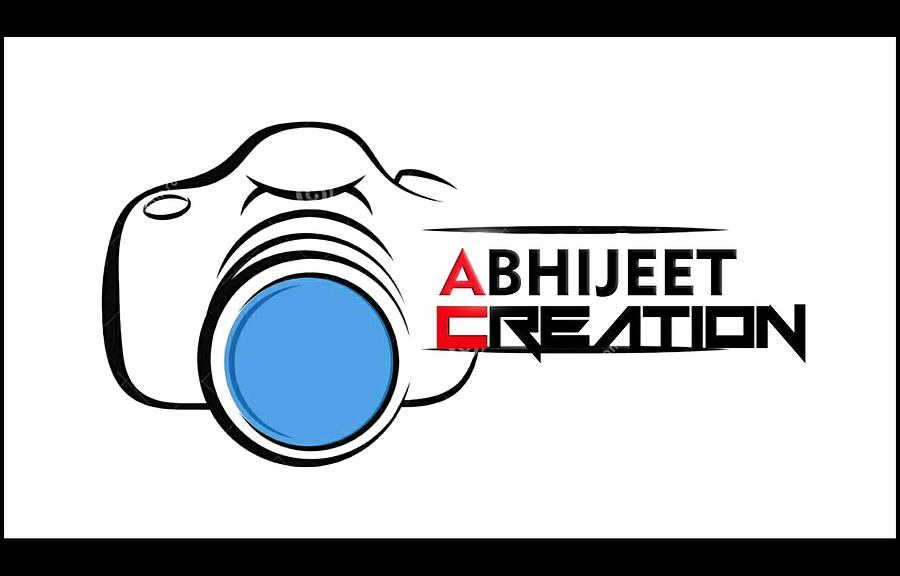 Abhijeet Creation Logo.