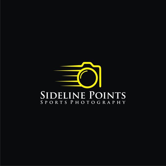 Sports Photography Logo.
