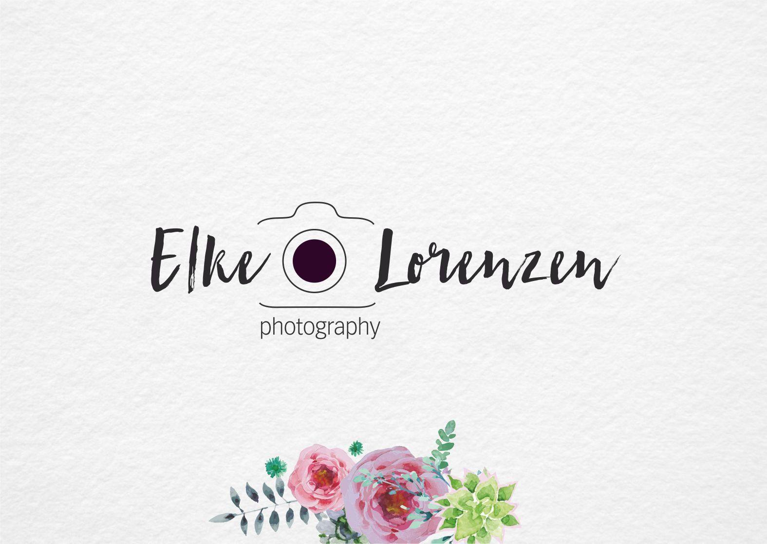 Photography Logo Design, Camera logo, Modern logo BUY 2 and.