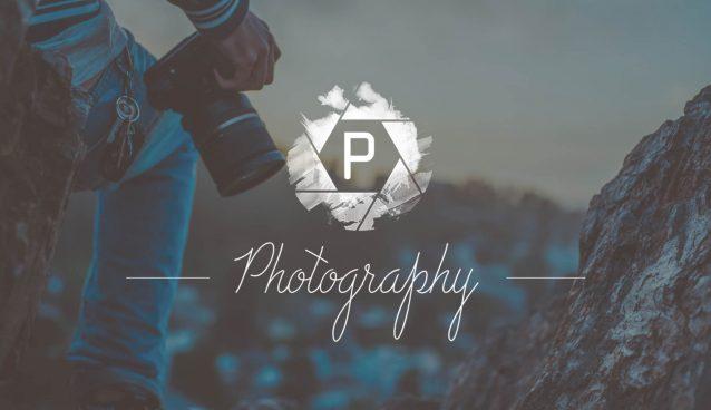 Photoshop Tutorial Photography Logo Design ~ Sopheap.