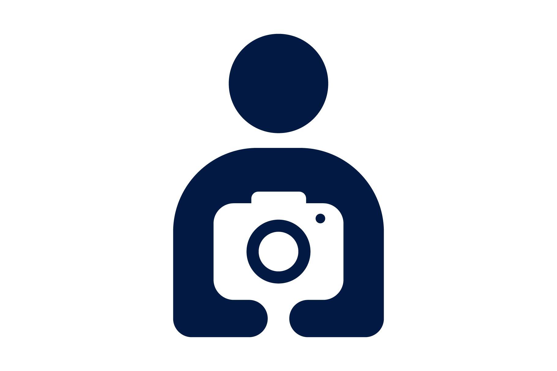 Simple Photographer Logo.